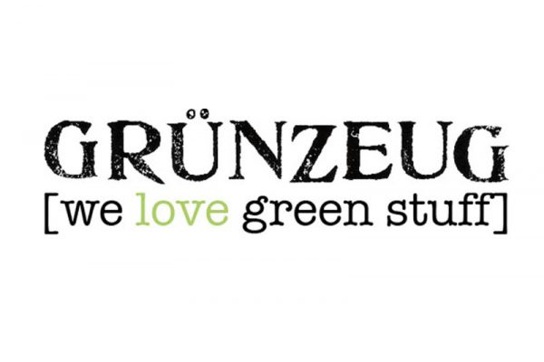 Grünzeug We Love Green Stuff Naturkinder
